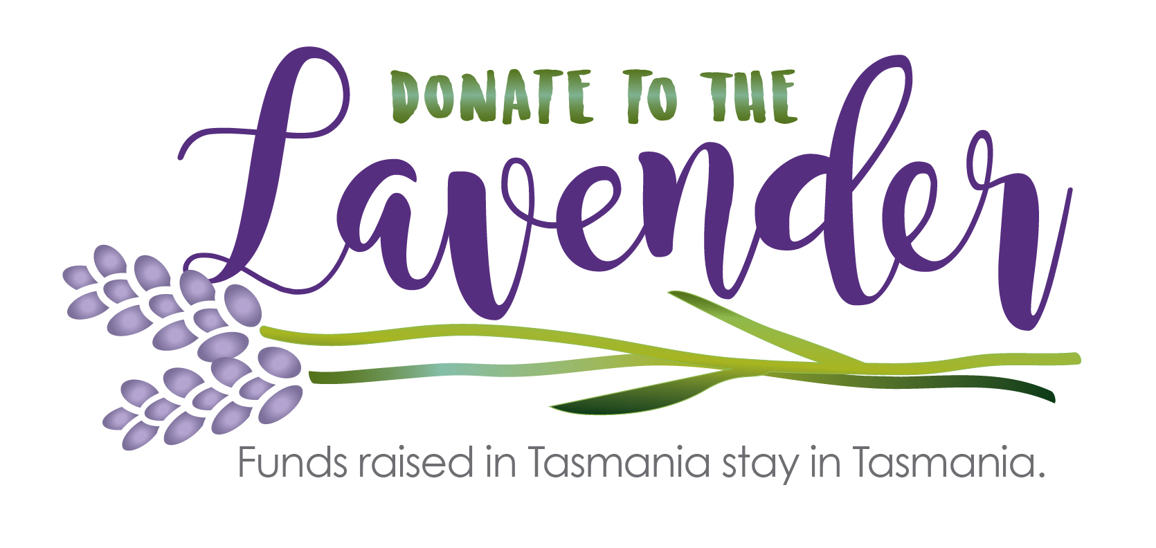 Donate to the Lavender logo